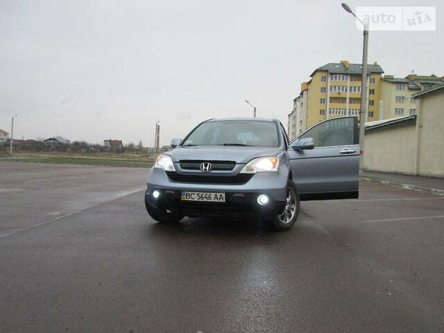 Сірий Хонда СРВ, об'ємом двигуна 2.4 л та пробігом 1 тис. км за 12500 $, фото 1 на Automoto.ua