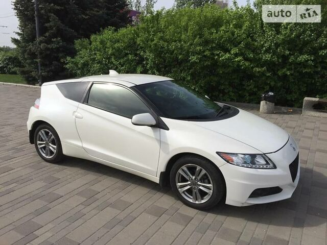 Білий Хонда ЦРЗ, об'ємом двигуна 1.5 л та пробігом 110 тис. км за 14000 $, фото 1 на Automoto.ua