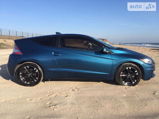 Синий Хонда ЦРЗ, объемом двигателя 1.5 л и пробегом 162 тыс. км за 8500 $, фото 1 на Automoto.ua