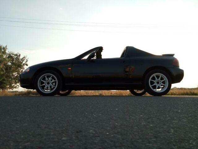 Черный Хонда ЦРХ, объемом двигателя 1.6 л и пробегом 232 тыс. км за 4800 $, фото 1 на Automoto.ua