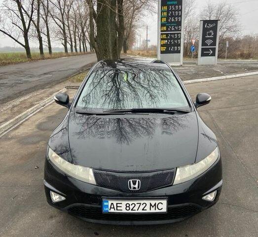 Чорний Хонда Сівік, об'ємом двигуна 1.8 л та пробігом 134 тис. км за 7100 $, фото 1 на Automoto.ua