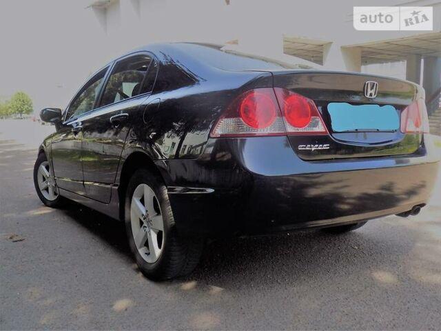 Чорний Хонда Сівік, об'ємом двигуна 1.8 л та пробігом 125 тис. км за 6999 $, фото 1 на Automoto.ua