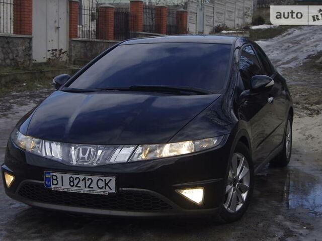 Чорний Хонда Сівік, об'ємом двигуна 1.8 л та пробігом 148 тис. км за 8700 $, фото 1 на Automoto.ua