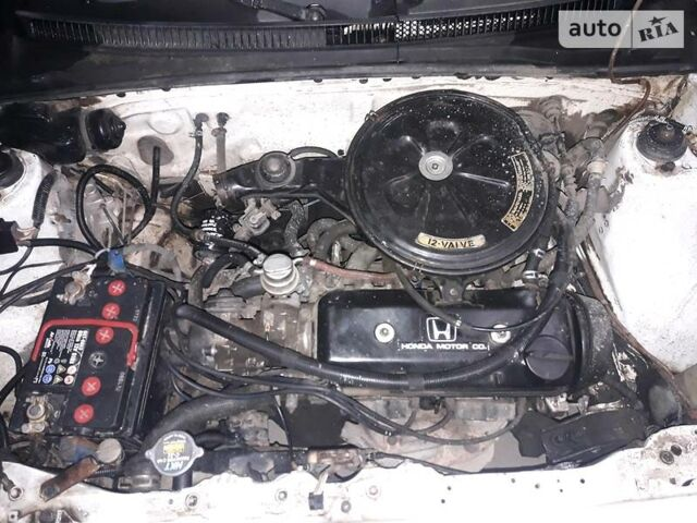 Хонда Цивик, объемом двигателя 1.5 л и пробегом 491 тыс. км за 1600 $, фото 1 на Automoto.ua