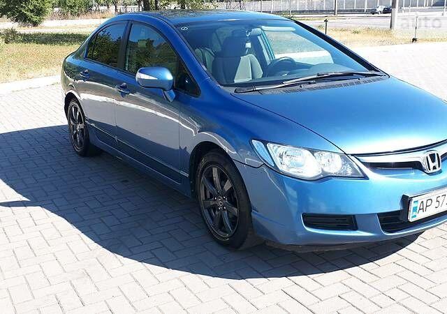Синий Хонда Цивик, объемом двигателя 1.8 л и пробегом 173 тыс. км за 8300 $, фото 1 на Automoto.ua