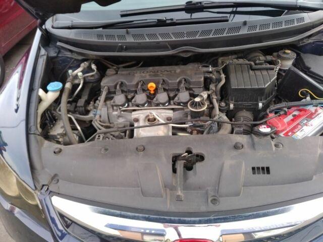 Синий Хонда Цивик, объемом двигателя 1.8 л и пробегом 202 тыс. км за 7000 $, фото 1 на Automoto.ua