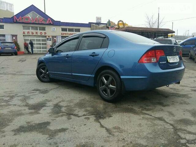 Синій Хонда Сівік, об'ємом двигуна 1.8 л та пробігом 139 тис. км за 8199 $, фото 1 на Automoto.ua