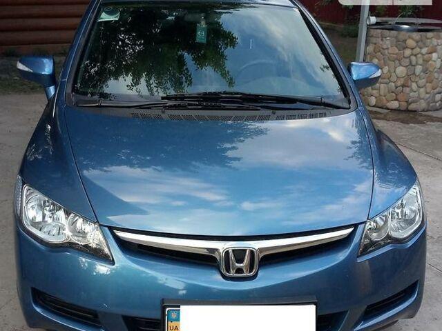 Синій Хонда Сівік, об'ємом двигуна 1.8 л та пробігом 76 тис. км за 9200 $, фото 1 на Automoto.ua