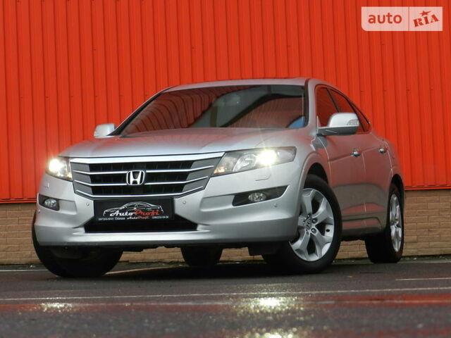 Срібний Хонда Кросстур, об'ємом двигуна 3.5 л та пробігом 60 тис. км за 18499 $, фото 1 на Automoto.ua