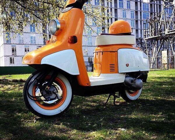 Оранжевый Хонда Джулио, объемом двигателя 0 л и пробегом 3 тыс. км за 570 $, фото 1 на Automoto.ua