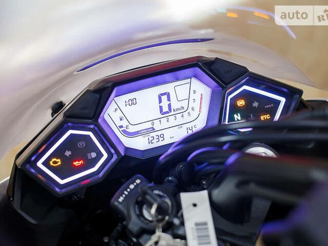 Белый Хонда НМ4, объемом двигателя 0.75 л и пробегом 1 тыс. км за 12000 $, фото 1 на Automoto.ua