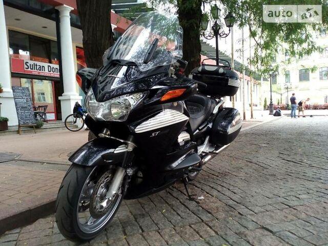 Чорний Хонда Пан Європа, об'ємом двигуна 1.3 л та пробігом 65 тис. км за 8900 $, фото 1 на Automoto.ua