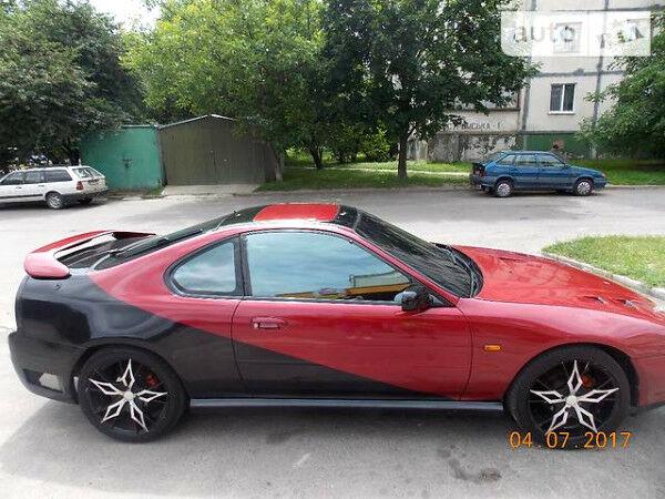 Червоний Хонда Прелюд, об'ємом двигуна 2 л та пробігом 30 тис. км за 5500 $, фото 1 на Automoto.ua