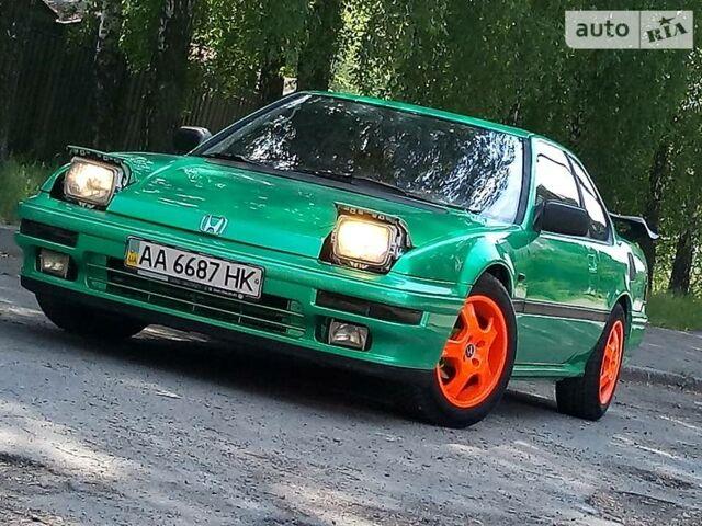 Зелений Хонда Прелюд, об'ємом двигуна 2 л та пробігом 100 тис. км за 2899 $, фото 1 на Automoto.ua