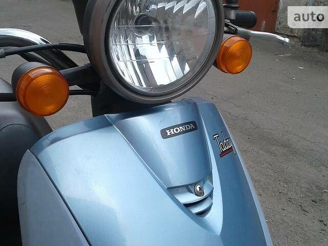 Голубой Хонда Тудей, объемом двигателя 0.05 л и пробегом 2 тыс. км за 530 $, фото 1 на Automoto.ua