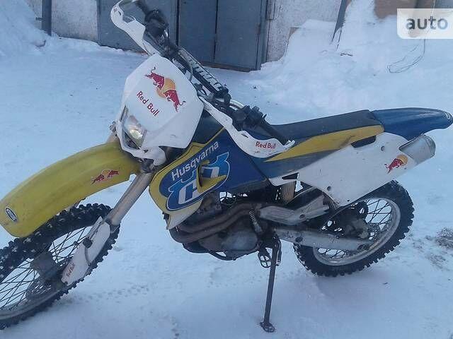 Хускварна ТЕ, объемом двигателя 0.61 л и пробегом 1 тыс. км за 1400 $, фото 1 на Automoto.ua