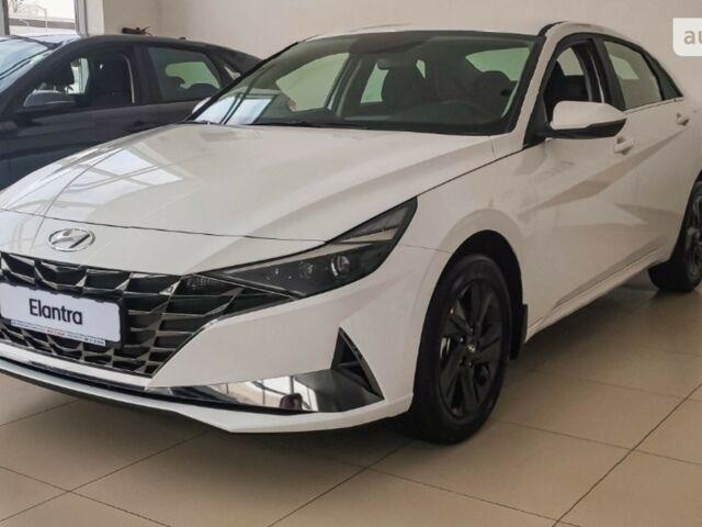 купить новое авто Хендай Элантра 2020 года от официального дилера Hyundai Буг Авто Хендай фото