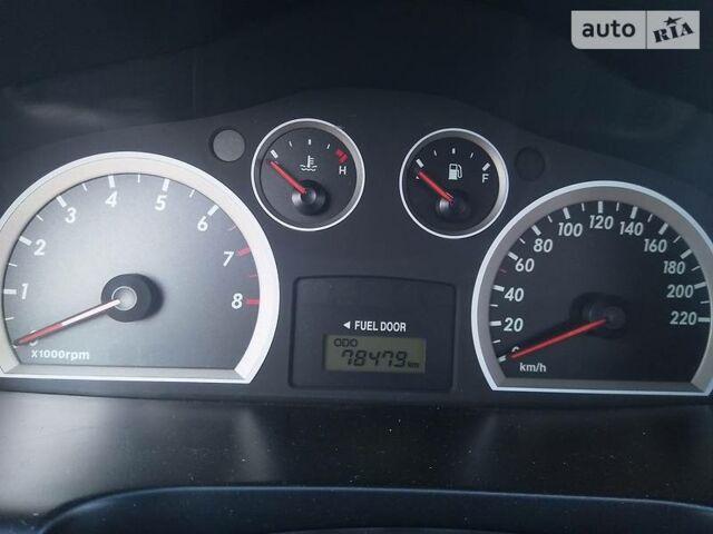Хендай Санта Фе, объемом двигателя 2 л и пробегом 80 тыс. км за 8500 $, фото 1 на Automoto.ua