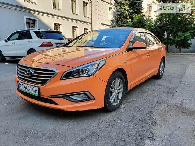 Оранжевый Хендай Соната, объемом двигателя 2 л и пробегом 370 тыс. км за 8500 $, фото 1 на Automoto.ua