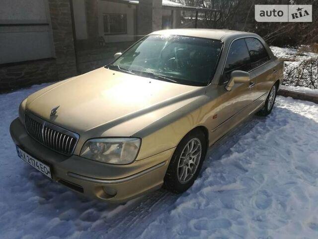 Золотий Хендай КСГ, об'ємом двигуна 3 л та пробігом 220 тис. км за 4500 $, фото 1 на Automoto.ua
