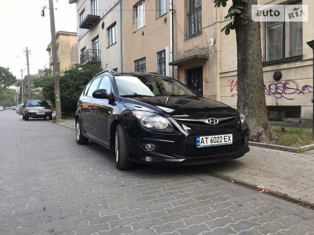 Черный Хендай i30, объемом двигателя 1.6 л и пробегом 24 тыс. км за 9998 $, фото 1 на Automoto.ua