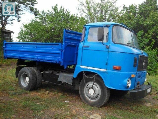 Синій ІФА L, об'ємом двигуна 6.5 л та пробігом 123 тис. км за 3000 $, фото 1 на Automoto.ua