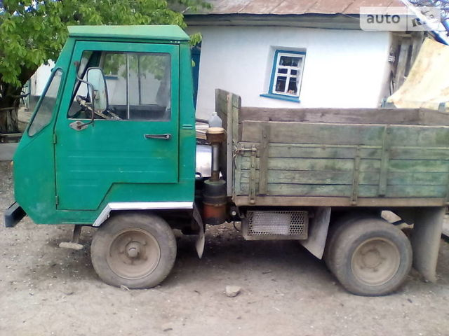 Зелений ІФА Мультикар, об'ємом двигуна 0 л та пробігом 10 тис. км за 1500 $, фото 1 на Automoto.ua