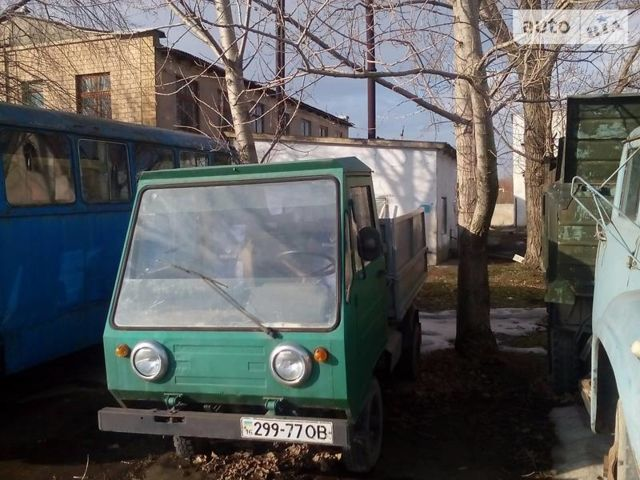 Зелений ІФА Мультикар, об'ємом двигуна 2 л та пробігом 11 тис. км за 2200 $, фото 1 на Automoto.ua