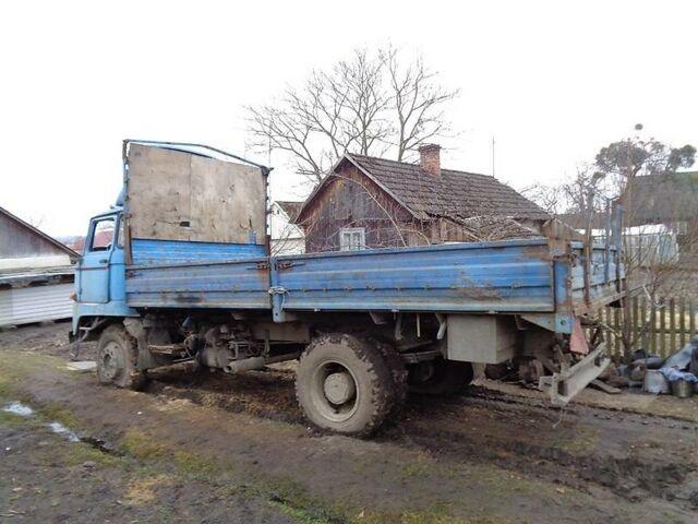 Синий ИФА В60, объемом двигателя 9 л и пробегом 1 тыс. км за 2000 $, фото 1 на Automoto.ua