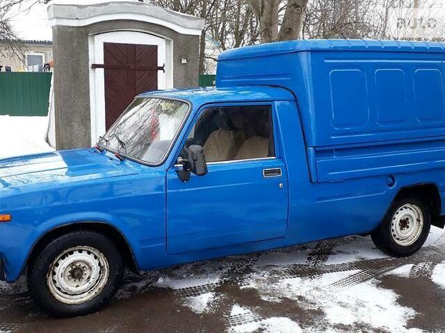 Синій ІЖ 2117, об'ємом двигуна 1.57 л та пробігом 85 тис. км за 1400 $, фото 1 на Automoto.ua