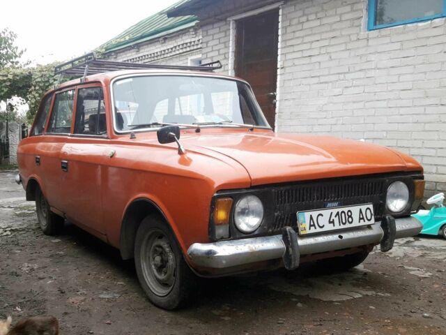 Красный ИЖ 2125, объемом двигателя 1.5 л и пробегом 100 тыс. км за 380 $, фото 1 на Automoto.ua