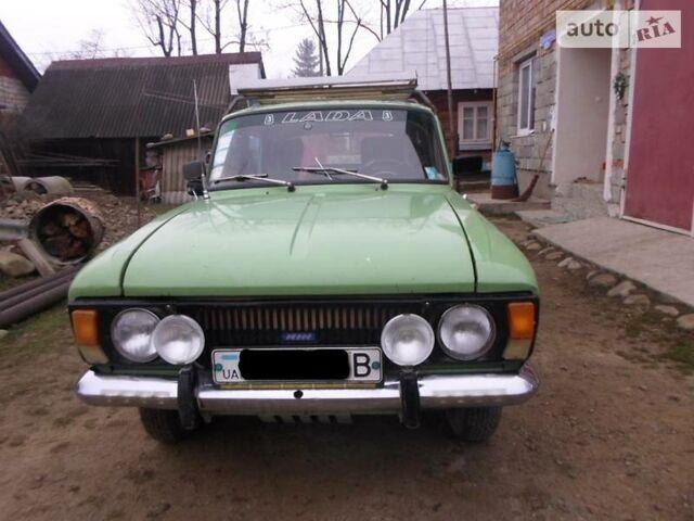 ІЖ 2125, об'ємом двигуна 1.5 л та пробігом 130 тис. км за 1000 $, фото 1 на Automoto.ua