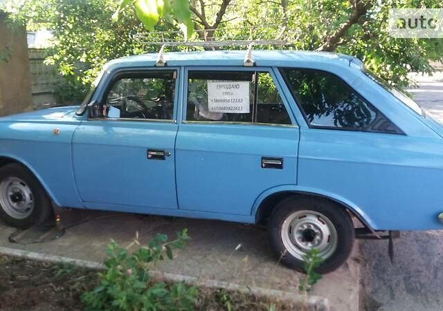 ІЖ 2125, об'ємом двигуна 1 л та пробігом 75 тис. км за 1000 $, фото 1 на Automoto.ua