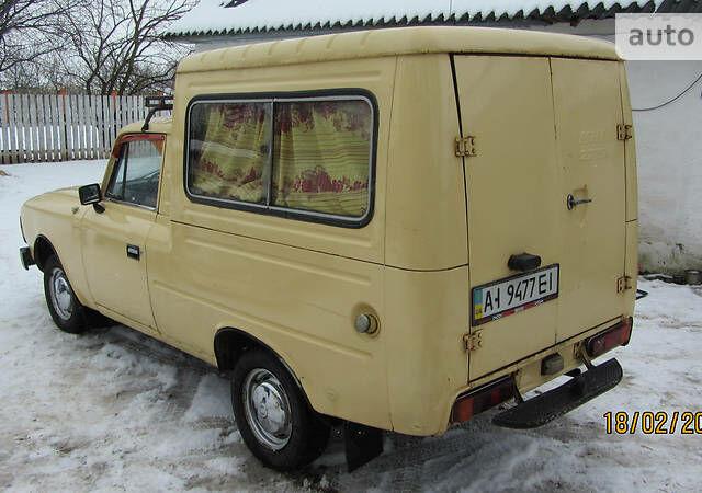 Желтый ИЖ 2715, объемом двигателя 1.5 л и пробегом 1 тыс. км за 1000 $, фото 1 на Automoto.ua