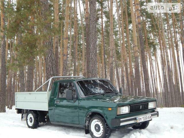 Зеленый ИЖ 2717, объемом двигателя 1.5 л и пробегом 140 тыс. км за 2700 $, фото 1 на Automoto.ua