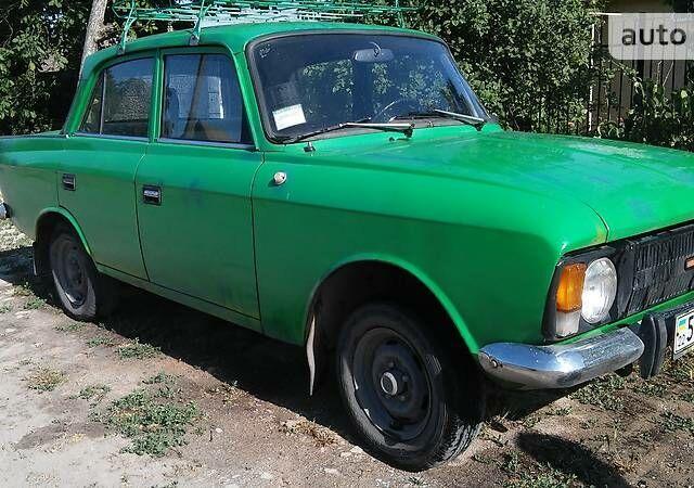 Зелений ІЖ 412, об'ємом двигуна 1.5 л та пробігом 100 тис. км за 1000 $, фото 1 на Automoto.ua