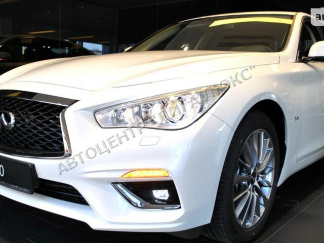 """купить новое авто Инфинити Q50 2021 года от официального дилера INFINITI, """"ЛИГА ЛЮКС"""" Инфинити фото"""