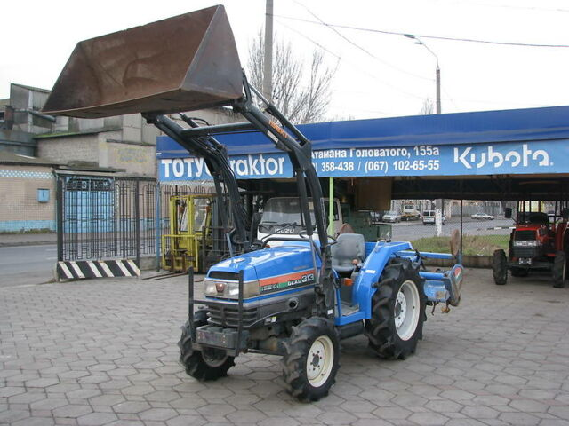 Синий Изеки Геас, объемом двигателя 0 л и пробегом 1 тыс. км за 11500 $, фото 1 на Automoto.ua
