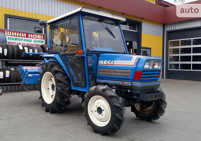 Ізекі TA 255, об'ємом двигуна 0 л та пробігом 10 тис. км за 8350 $, фото 1 на Automoto.ua