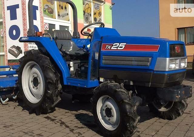 Ізекі TК, об'ємом двигуна 1.5 л та пробігом 680 тис. км за 6650 $, фото 1 на Automoto.ua