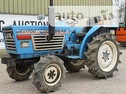 Синій Ізекі ТЮ1700, об'ємом двигуна 0 л та пробігом 1 тис. км за 4000 $, фото 1 на Automoto.ua
