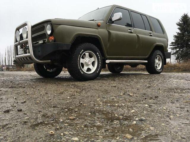 Зеленый Исузу Трупер, объемом двигателя 3.5 л и пробегом 260 тыс. км за 6100 $, фото 1 на Automoto.ua