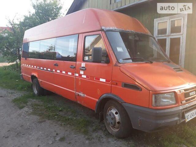 Апельсин Івеко Daily пасс., об'ємом двигуна 2.8 л та пробігом 500 тис. км за 2200 $, фото 1 на Automoto.ua