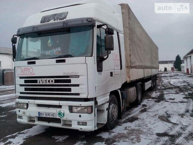 Ивеко ЕвроСтар, объемом двигателя 0 л и пробегом 1 тыс. км за 6000 $, фото 1 на Automoto.ua