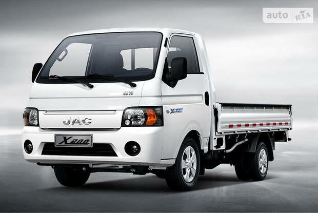 Джак X200, об'ємом двигуна 0 л та пробігом 1 тис. км за 0 $, фото 1 на Automoto.ua