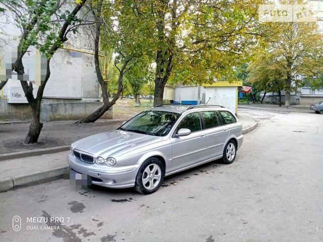 Серебряный Ягуар Х-Тайп, объемом двигателя 2 л и пробегом 178 тыс. км за 3250 $, фото 1 на Automoto.ua