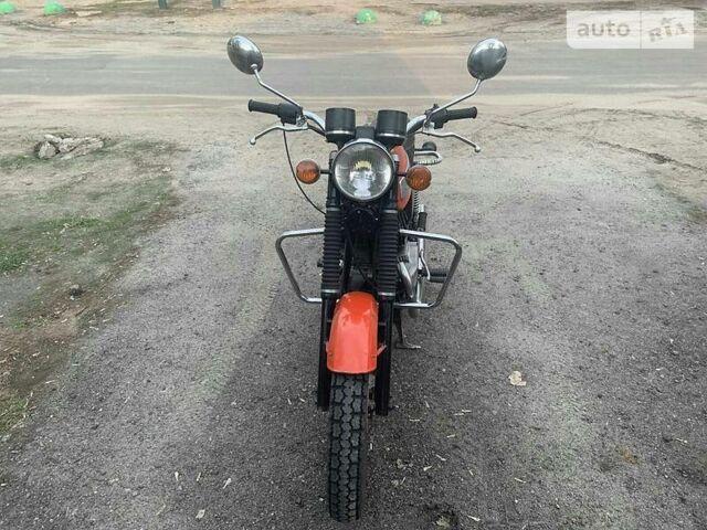 Красный ЯВА 638, объемом двигателя 0.35 л и пробегом 80 тыс. км за 1100 $, фото 1 на Automoto.ua