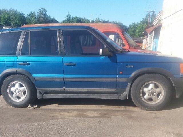 Синій Джип Інша, об'ємом двигуна 4.6 л та пробігом 210 тис. км за 7000 $, фото 1 на Automoto.ua