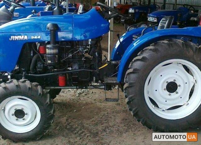Синій Джинма 244, об'ємом двигуна 1.58 л та пробігом 0 тис. км за 1992 $, фото 1 на Automoto.ua