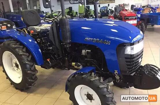 Синий Джинма 3244, объемом двигателя 1.5 л и пробегом 0 тыс. км за 6250 $, фото 1 на Automoto.ua
